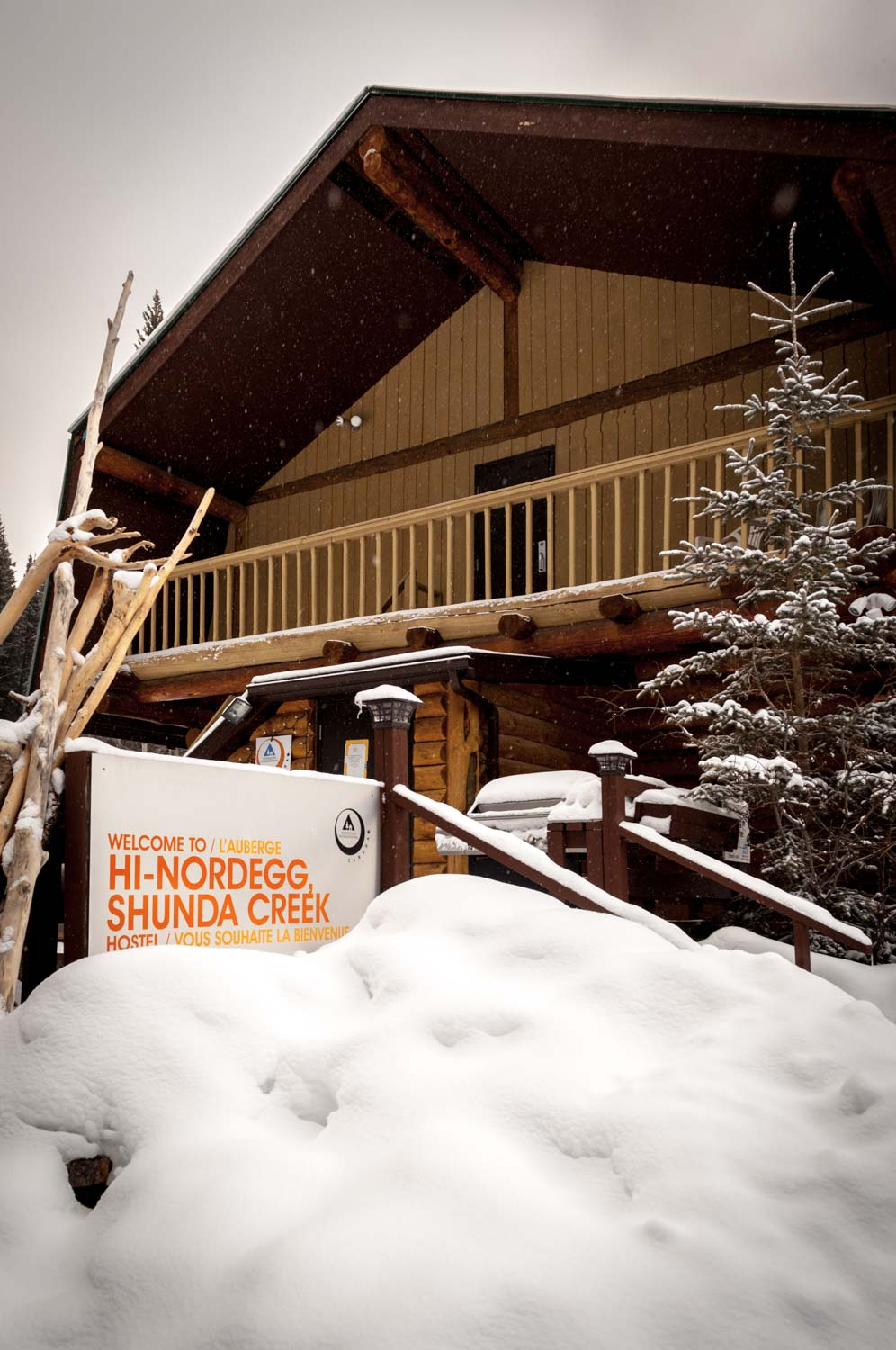 Shunda Creek Hostel