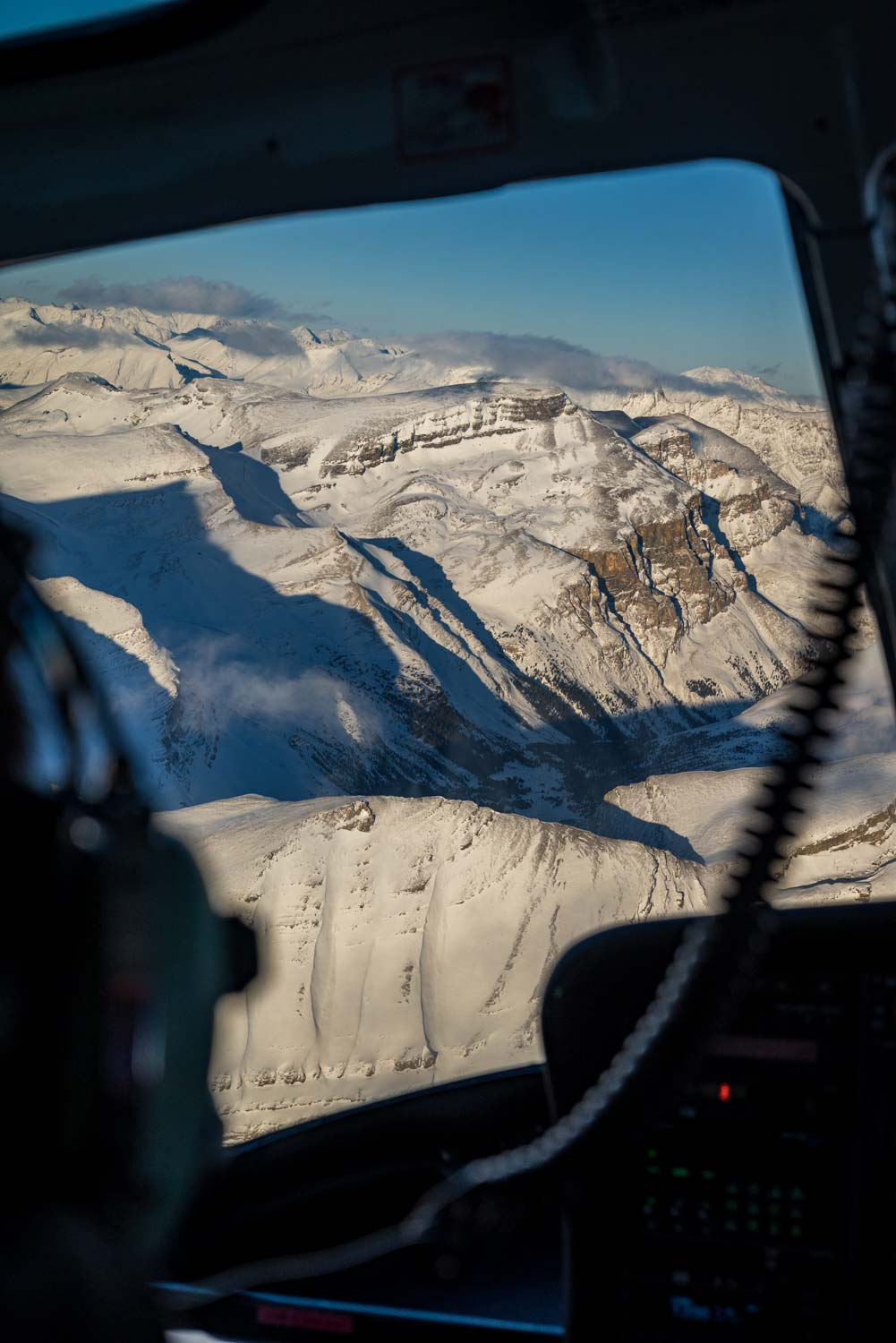 Abraham Lake Helicopter Tours